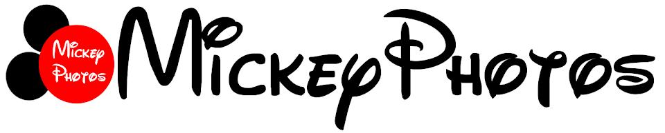 Mickey Photos Logo