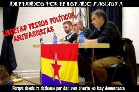 Presos Políticos... Libertad!!!