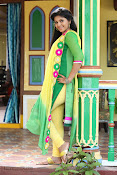 Anjali latest photos in green churidar-thumbnail-6