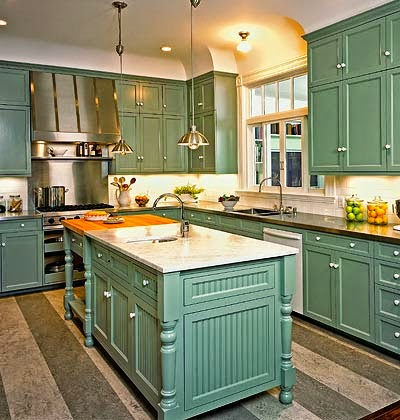 Victorian Style Kitchens