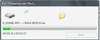 Tips Mengganti Audio Pada WE 2012 Terbaru