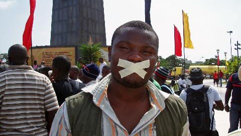 Angola: UNITA EXIGE LIBERDADE IMEDIATA DE MANIFESTANTES