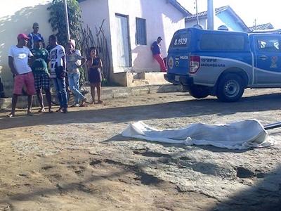 Jaguaquara: Homem assassinado pela mulher sofreu único golpe, no tórax, diz IML