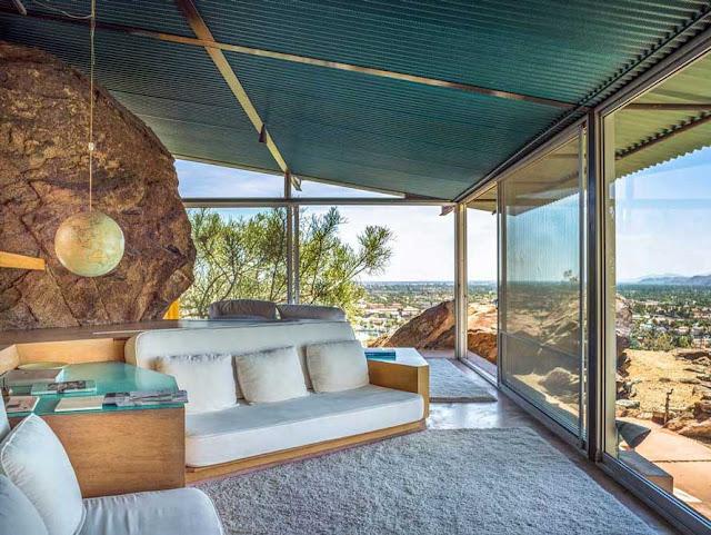 Albert Freys' Palm Springs Home