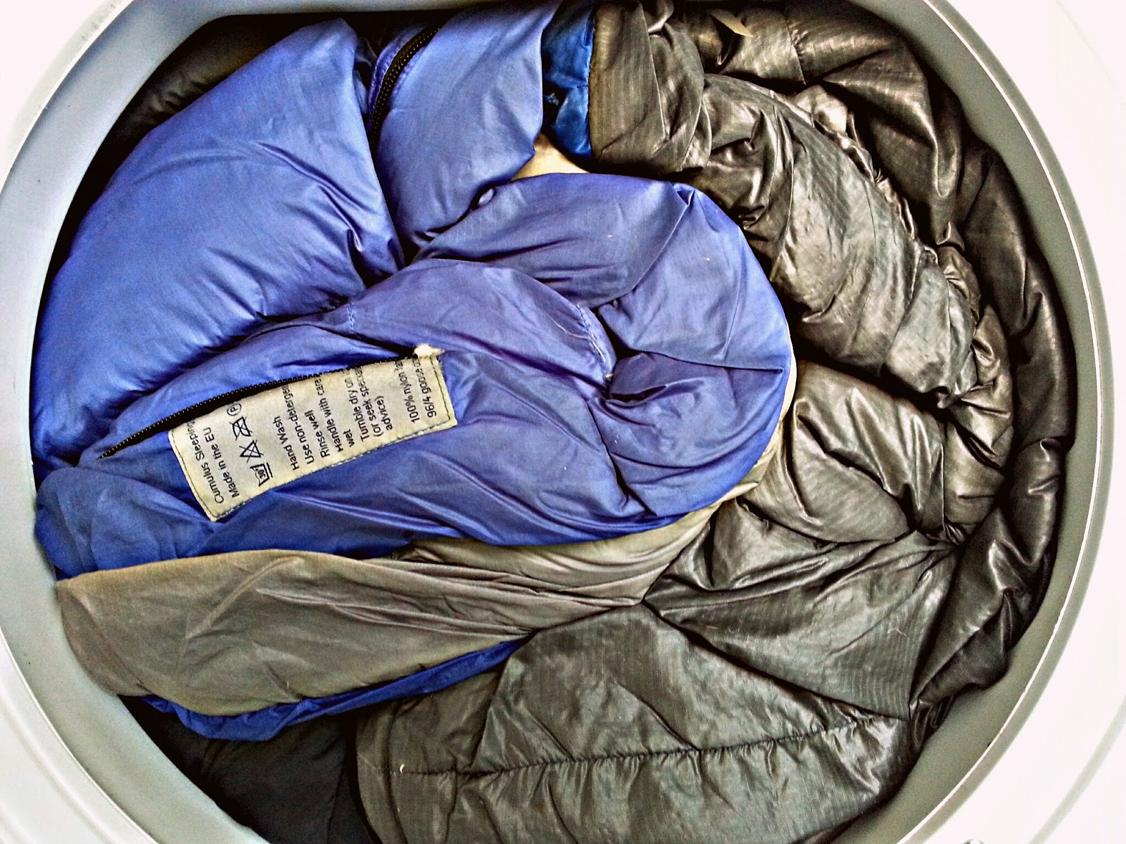 How to Wash Sleeping Bags for Camping