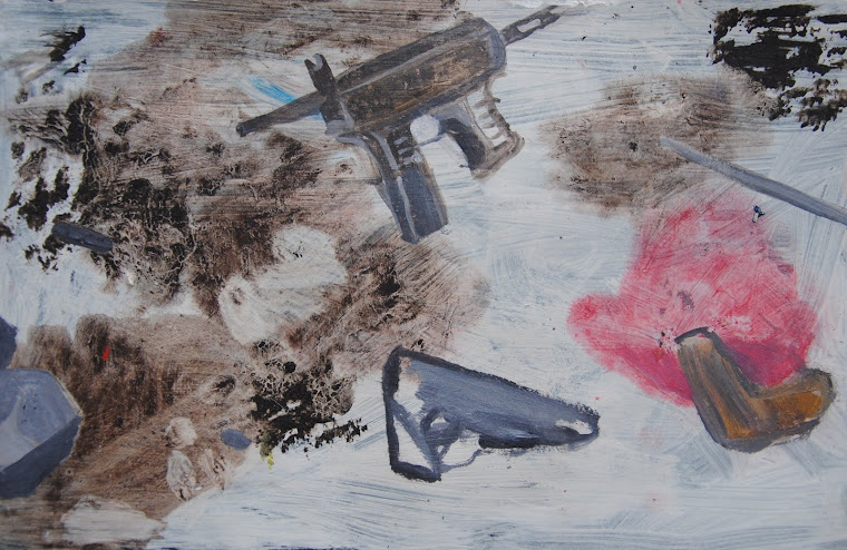 deník -  Israel 2011