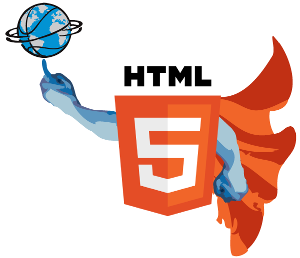 HTML5 website development services