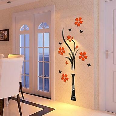 Muebles y decoraci n de interiores calcoman as en 3 for Calcomanias para pared