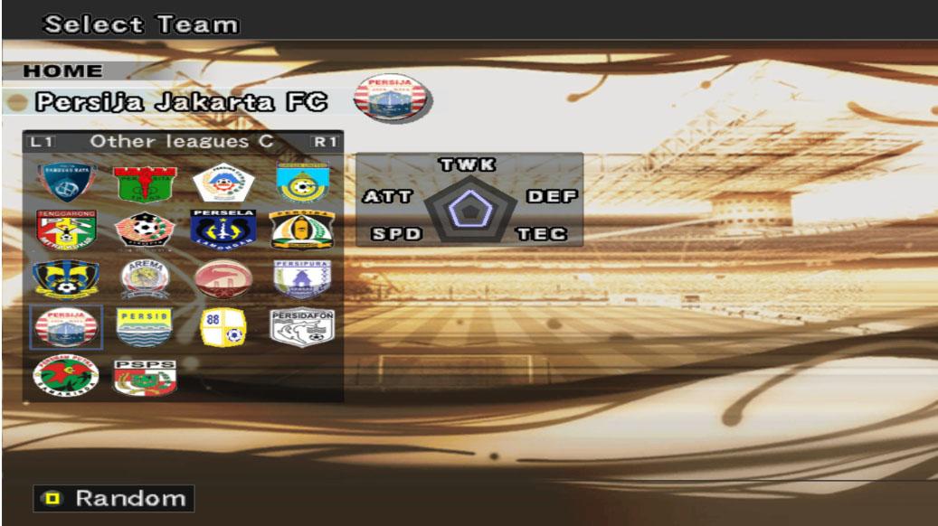 PULAU KAUNG SELALU BERSINAR: Download Update pemain terbaru pes 6 ...