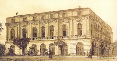 Teatro pricipal de Burgos