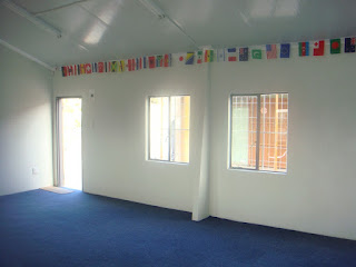 Prefabricated classrooms