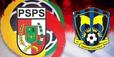 PSPS VS PERSIRAM