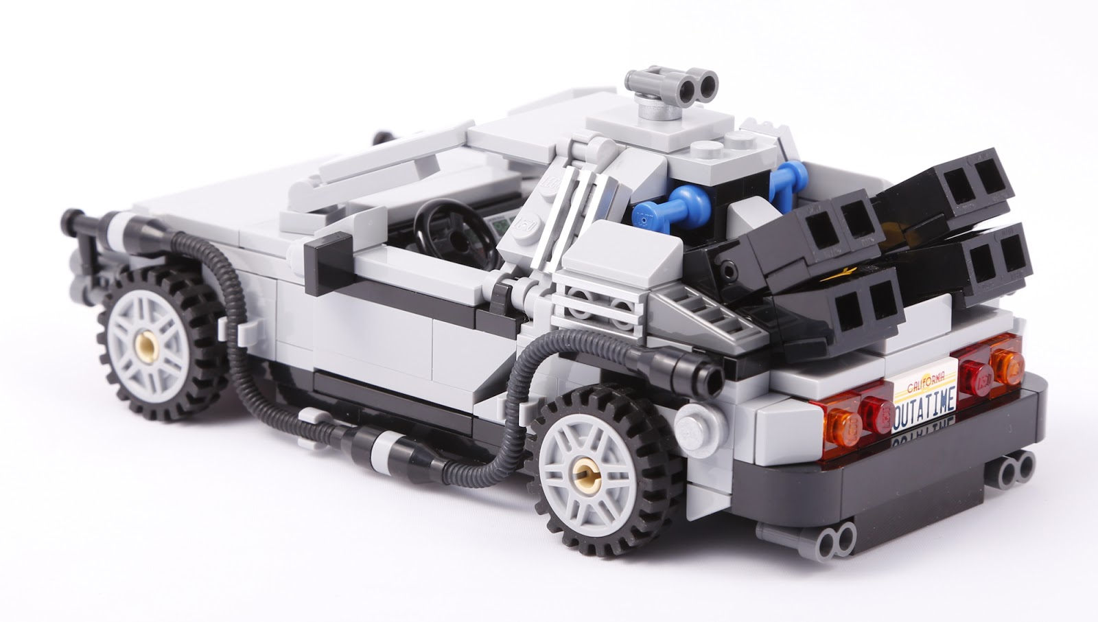 The Brickverse Review 21103 Back To The Future