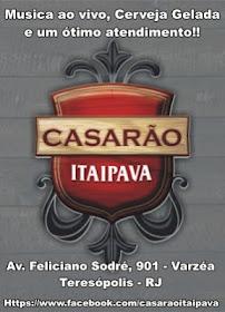 Casarão Itaipava - Teresópolis-RJ