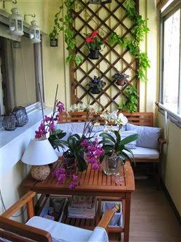 Como decorar tu terraza consejos para sacar partido a una - Como decorar una terraza pequena ...