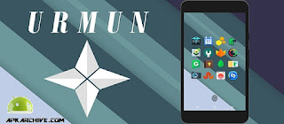 Urmun Icon Pack v1.1.4 APK
