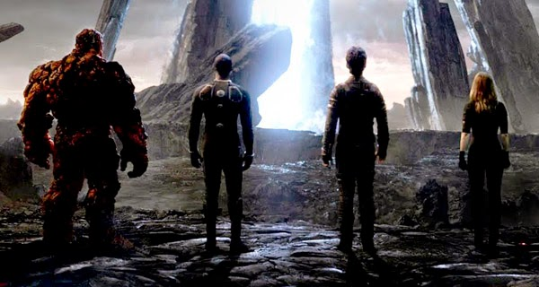 Oficial pictures Fantastic Four
