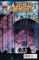 Secret Avengers #35 Cover