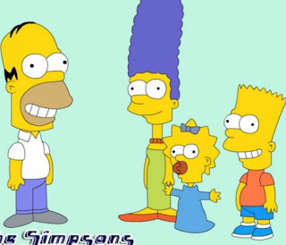 3d simpsons wallpaper