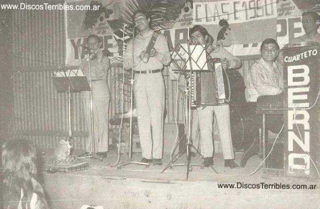 Foto Cuarteto Berna / Discos Terribles