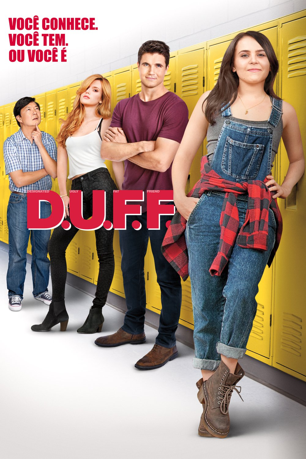 D.U.F.F. – Legendado (2015)