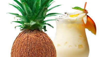 Pina colada: Drink, glacé et autres délicieuses idées #LMDCONNECTOR