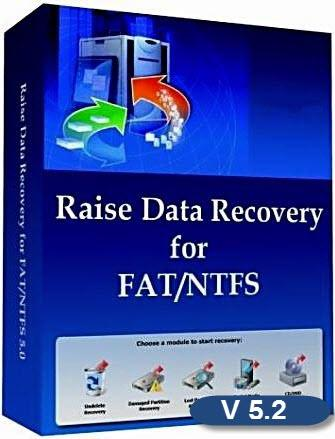 Raise Data Recovery for FATNTF Raise Data Recovery for FAT / NTFS 5.15.3