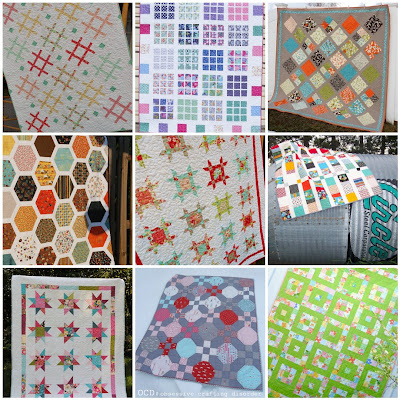 Layer Cake Quilt Top : Sew Kind Of Wonderful: Friday Inspiration ~ Layer Cake Quilts