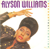 Alyson Williams – I Second That Emotion  (VLS) (1989)