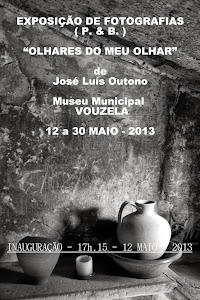 EXPOSIÇÃO DE FOTOGRAFIA em VOUZELA, no âmbito da 11ª. Feira do Livro - Folhas Soltas.