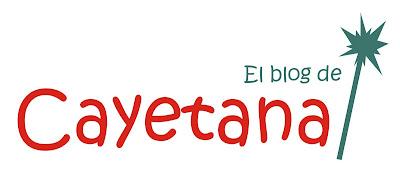 En el Blog de Cayetana necesitamos que te hagas seguidor