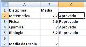 Curso de Excel para leigos