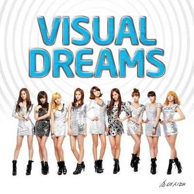 Girls Generation / SNSD – Visual Dreams (Pop! Pop!)