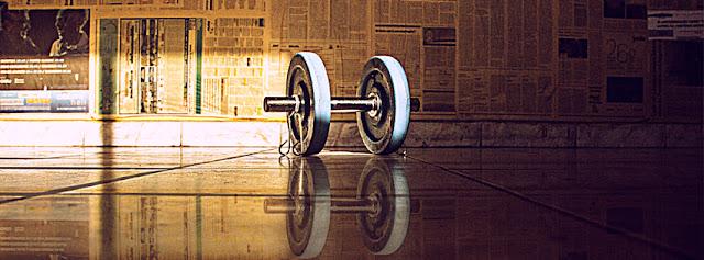 CApa para Facebook - Malhação, fitness