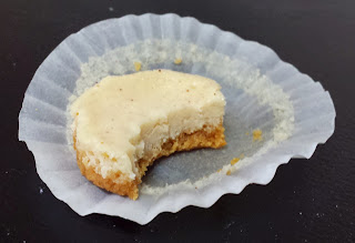 mini eggnog cheesecakes, eggnog, cheesecake, mini cheesecake, eggnog cheesecake