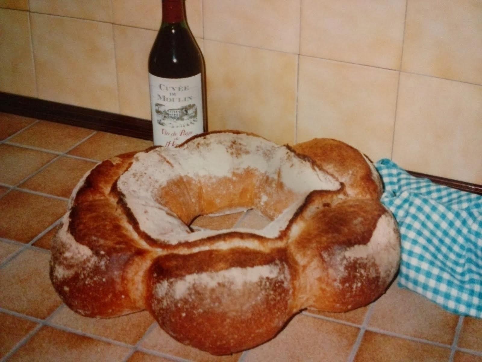 Du pain, du vin en .....nog meer!!