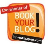 Winner Book Your Blog