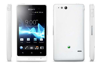 SIM Free White Sony Xperia Go Starts Shipping In The UK - Techdigg.com