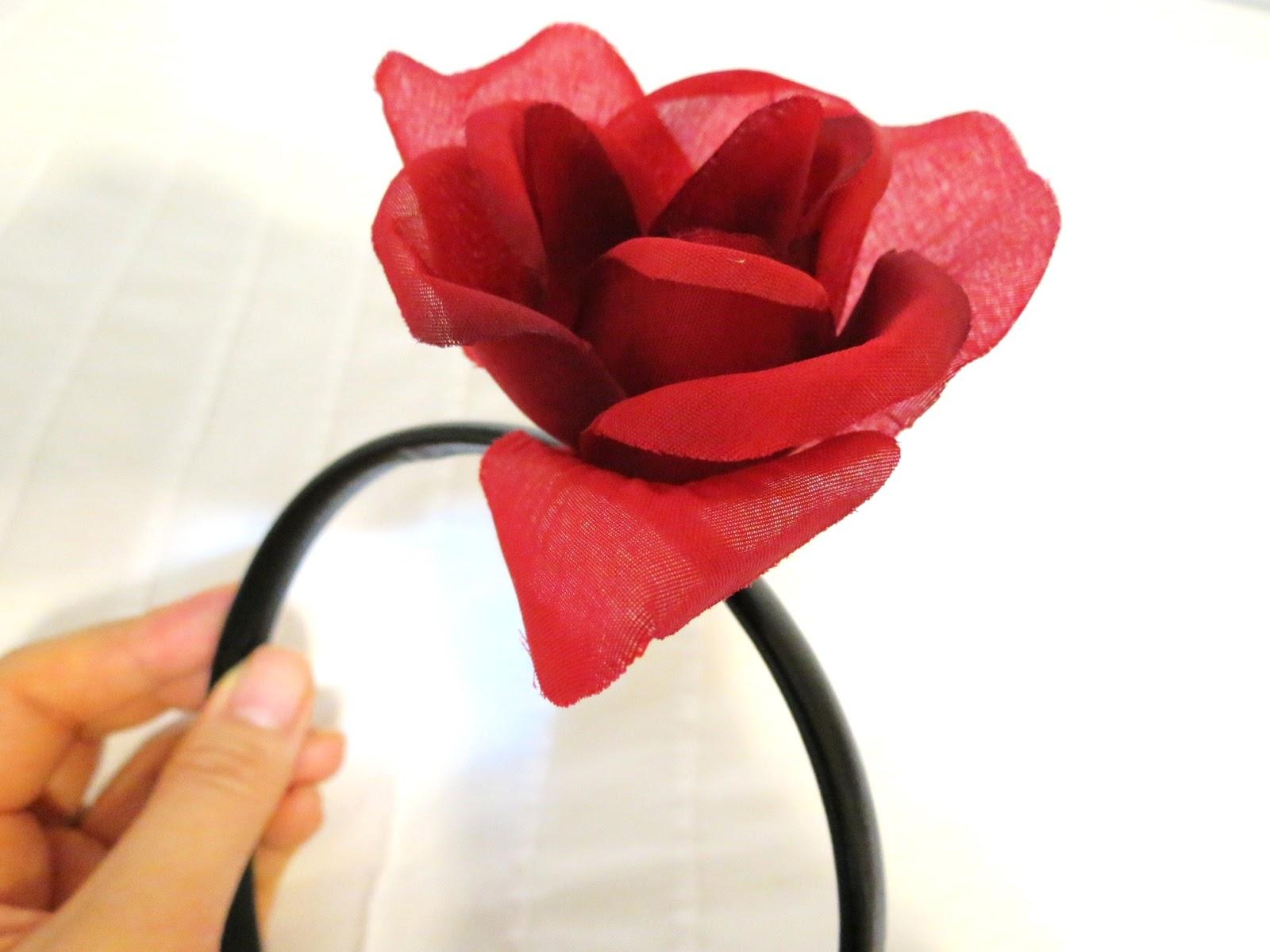 Transparent flower crown red comousar transparent flower crown red transparent red flower crown izmirmasajfo