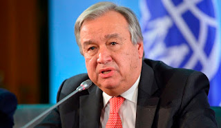 UN speaks on security threats in Nigeria