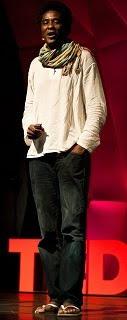 Edgard Gouveia Jr. at TEDx.