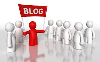 Pengunjung Blog ramai