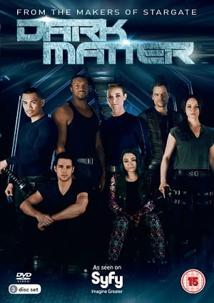 Dark Matter - 1ª Temporada Séries Torrent Download capa