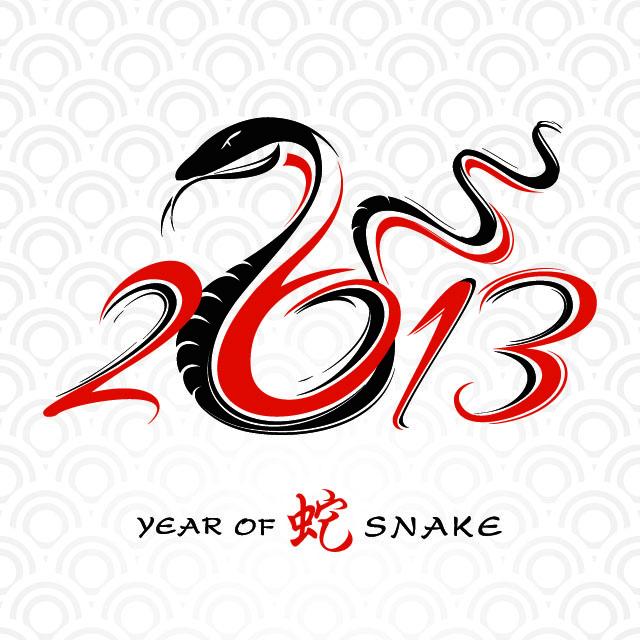 año del dragon 2013