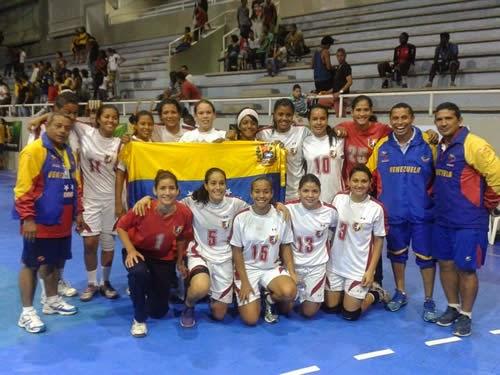 Venezuela campeón femenino del IHF Trophy sudamérica | Mundo handball