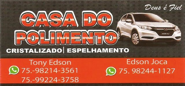 CASA DO POLIMENTO