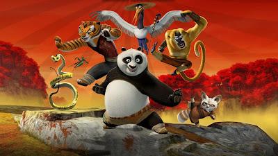 Workout Kung Fu Panda 3