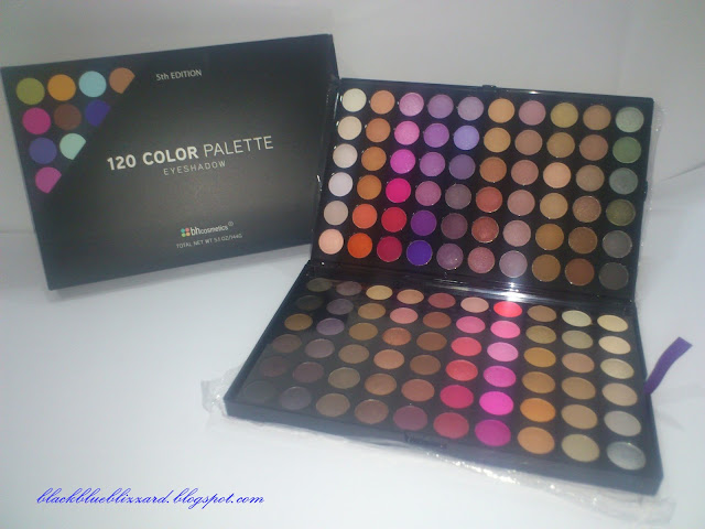 bh cosmetics, 120 color eyeshadow palette, 5th edition, cheap eyeshadow palette