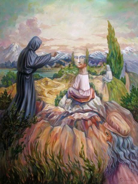 Illusion paintings by oleg shuplyak hidden figures for Define mural art