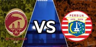 Persija Jakarta Kalahkan Sriwijaya FC 1-0